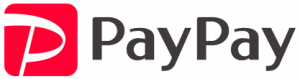 Paypayをご利用いただけるようになりました。